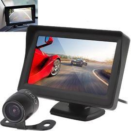 4.3 Inch TFT Screen Car Rear View Monitor 640x480 Resolusi 430DA-C1