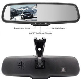 "Cina 4.3 ""LCD Car Rear View Mirror Monitor 285 * 85 * 30mm Dimensi Dengan Bracket # 1 pabrik"
