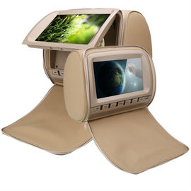 Cina Capacitance Screen Car Headrest DVD Monitor Working Temp -20 ℃ Ke 75 ℃ EV-9001D2 pabrik