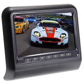 "9 ""HD Digital Wireless Backup Camera Dengan Monitor, Headrest Mount DVD Player Auto Entertainment"